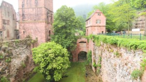 Heidelbergin linnassa.2.