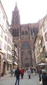 Strassburg.11. Torilla.