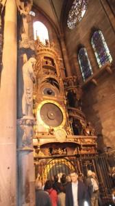 Strassburg.13. Katedraalin kello.