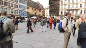 Strassburg.17. Torilla.