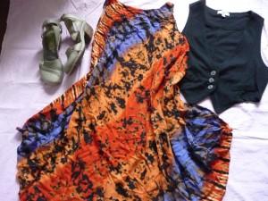 Illan vaatteet