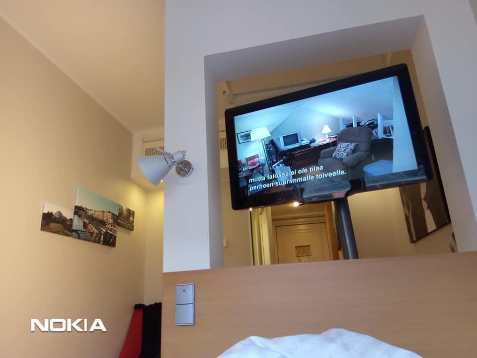 Sokos Hotell Helsinki, Solohuoneessa