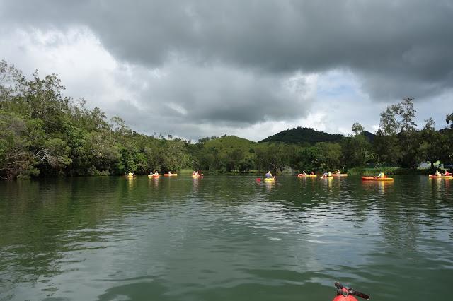 Dumbéa joki Uudessa-Kaledoniassa