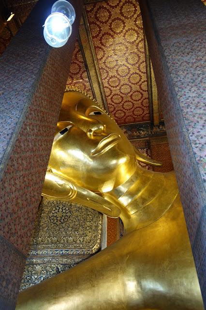 Bangkok temppelit Buddha