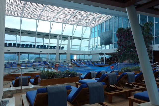 Celebrity Cruises uima-allas