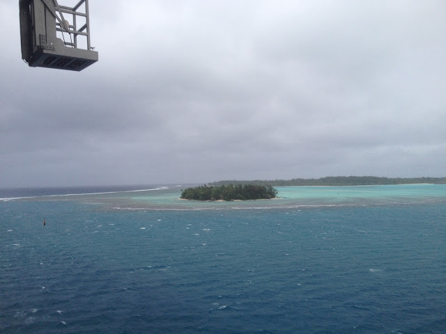 Bora Bora risteily blogi