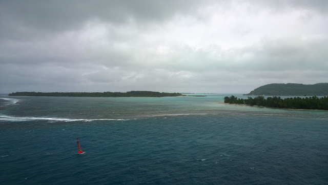 Bora Bora risteily