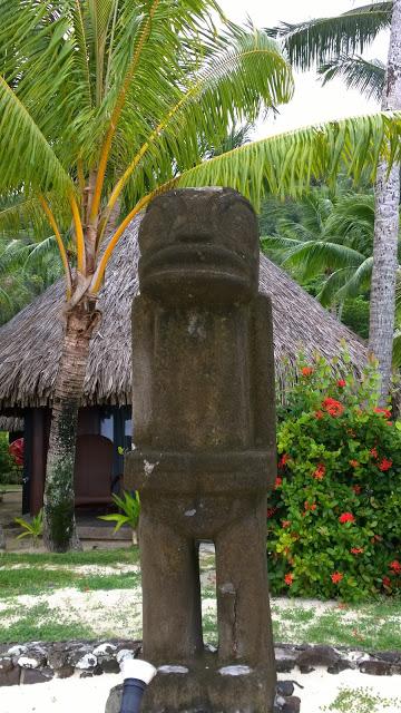 matkailu blogi risteily Bora Bora