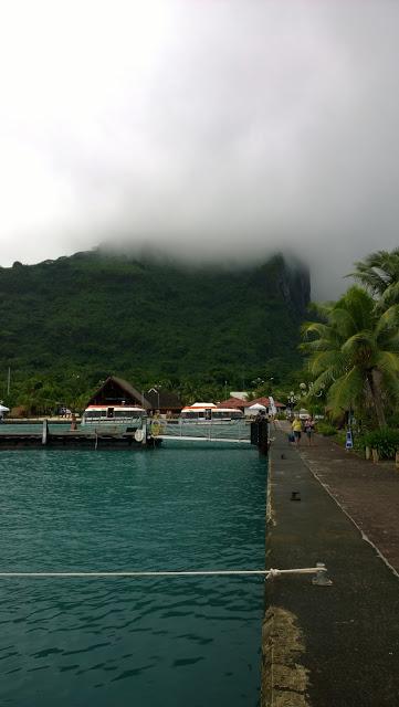 Bora Bora satama kaupunki