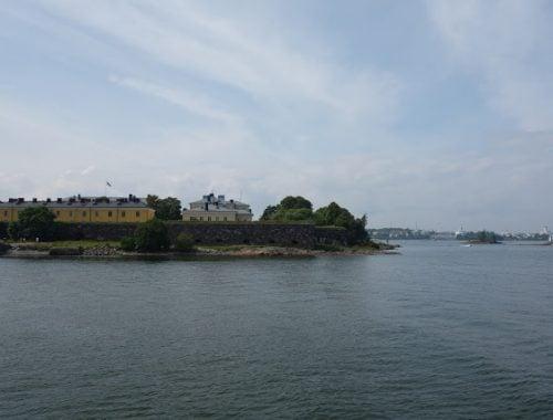 Suomenlinnan rakennuksia