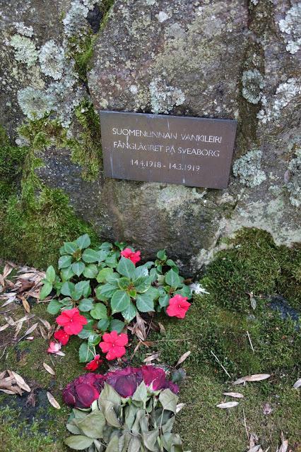 Muistomerkki Suomenlinna