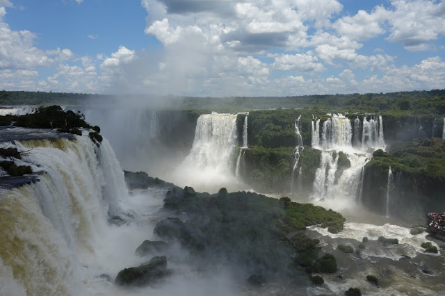 iguacu falls brasil