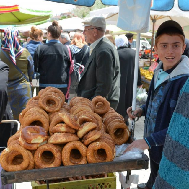 Kevll psin kymn Turkin Afyonissa ja blogista voit kyd nythellip