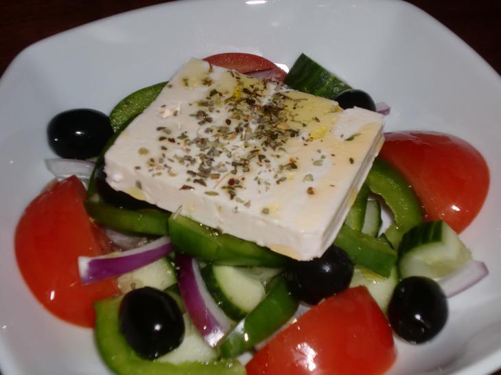 Aito Kreikkalainen Salaatti