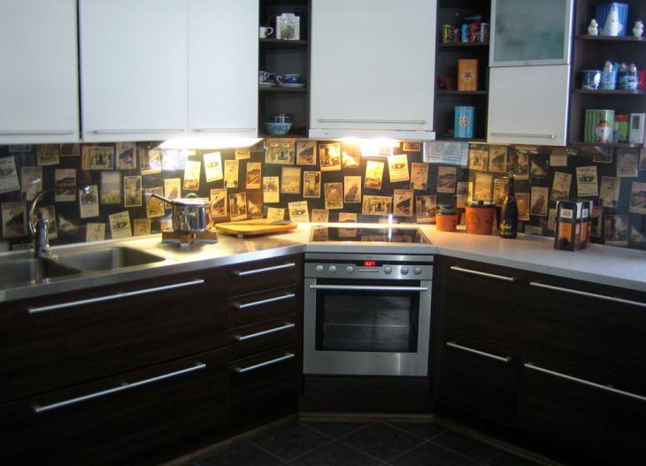 Mitä keittiön välitilaan?  Tasty Travelissim