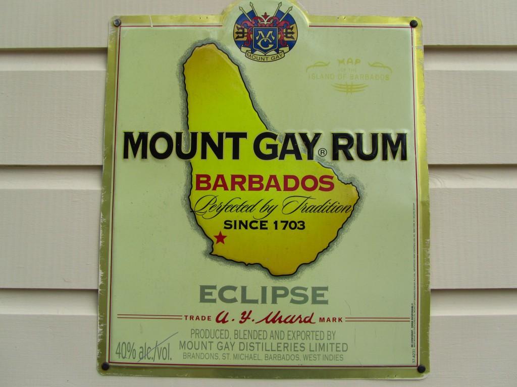 Mount gay rommi
