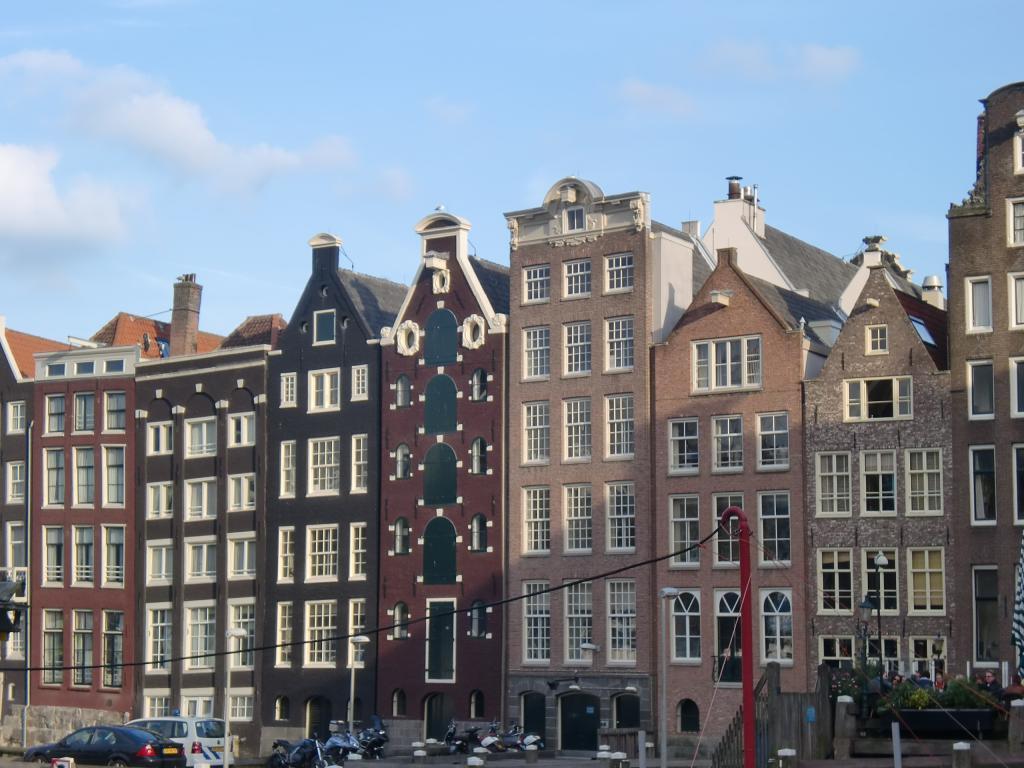 Amsterdam Kokemuksia