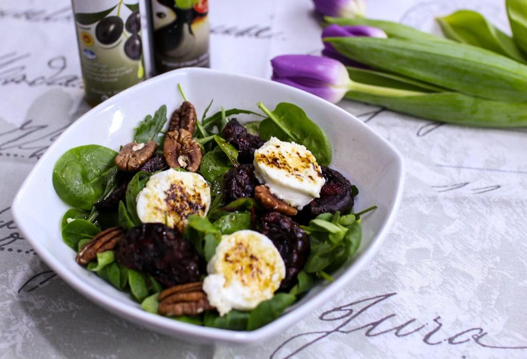 hyvä salaatti Savonlinna