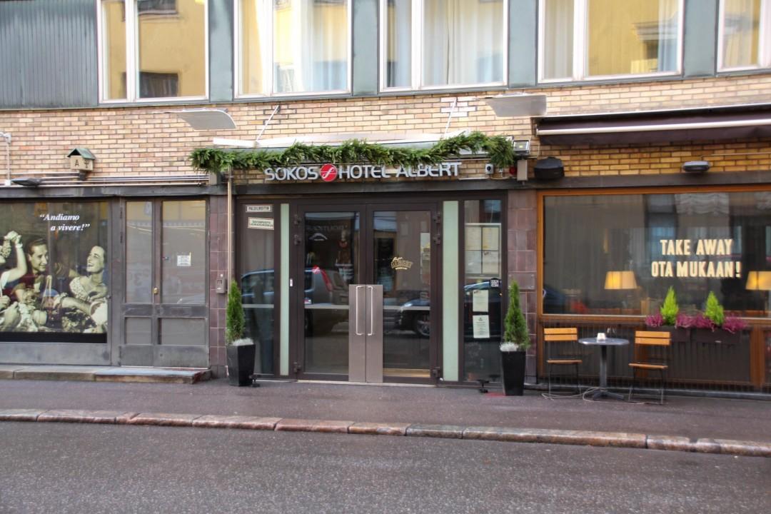 Sokos Hotel Albert Helsinki