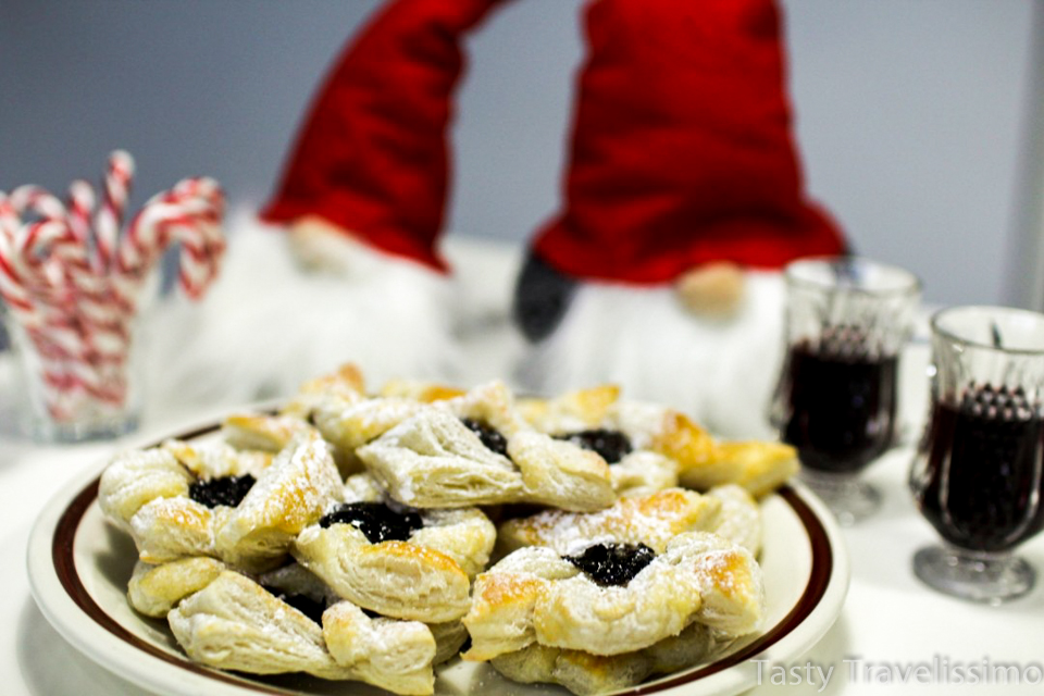 Nutella Joulutortut