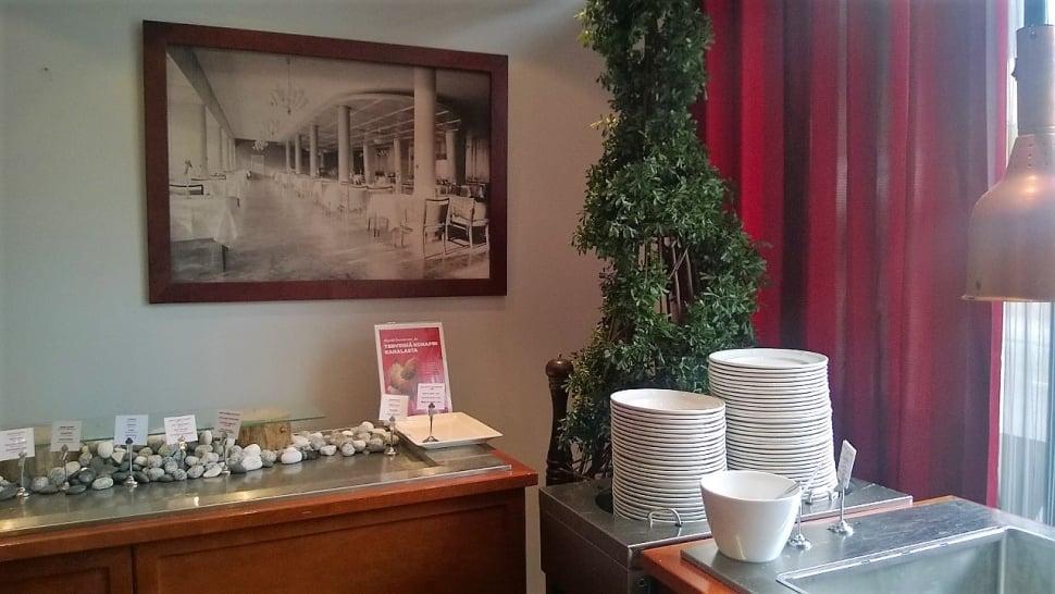 Sokos Hotel Valjus aamiainen - kierrän vain Kalifornian