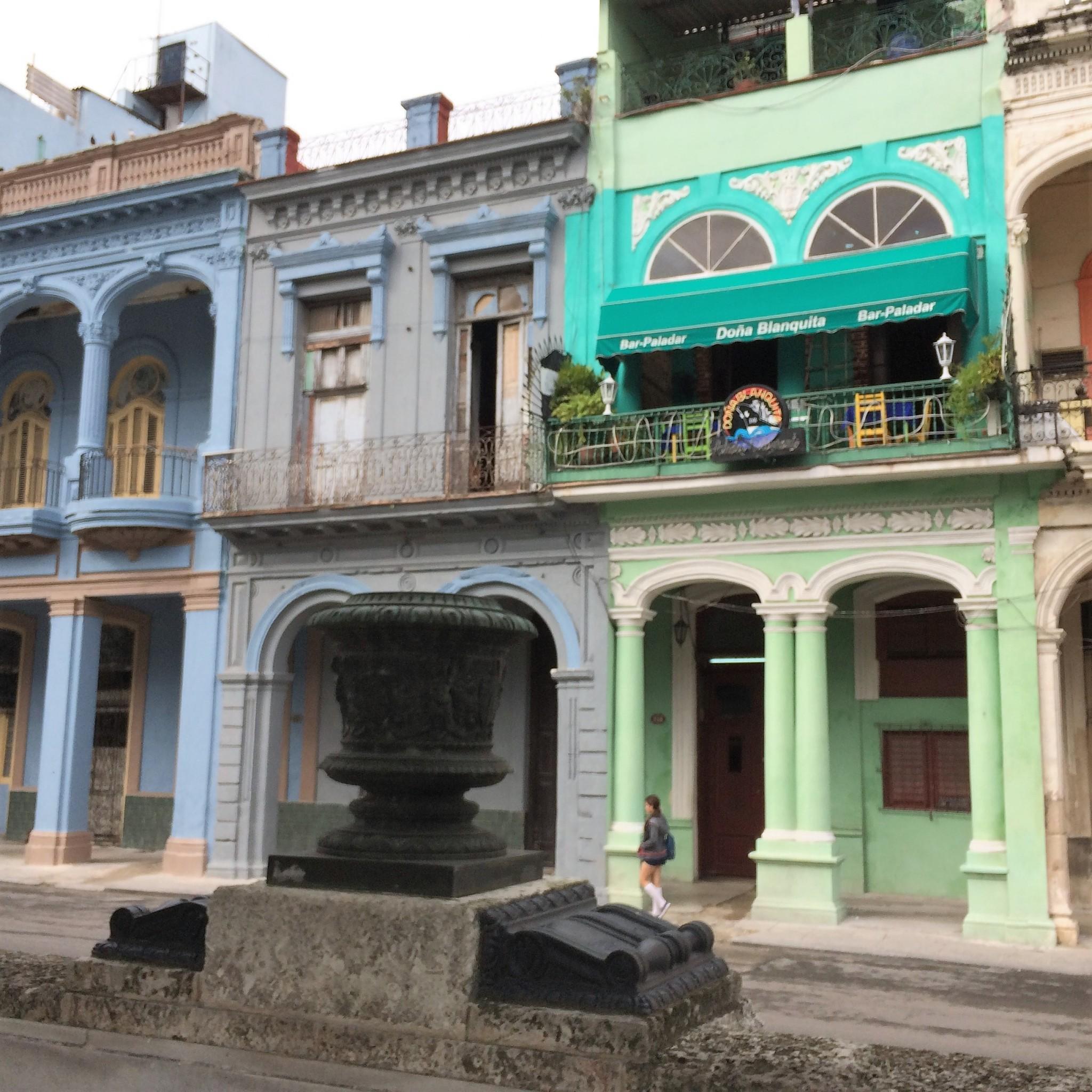 Pradolla Havannassa