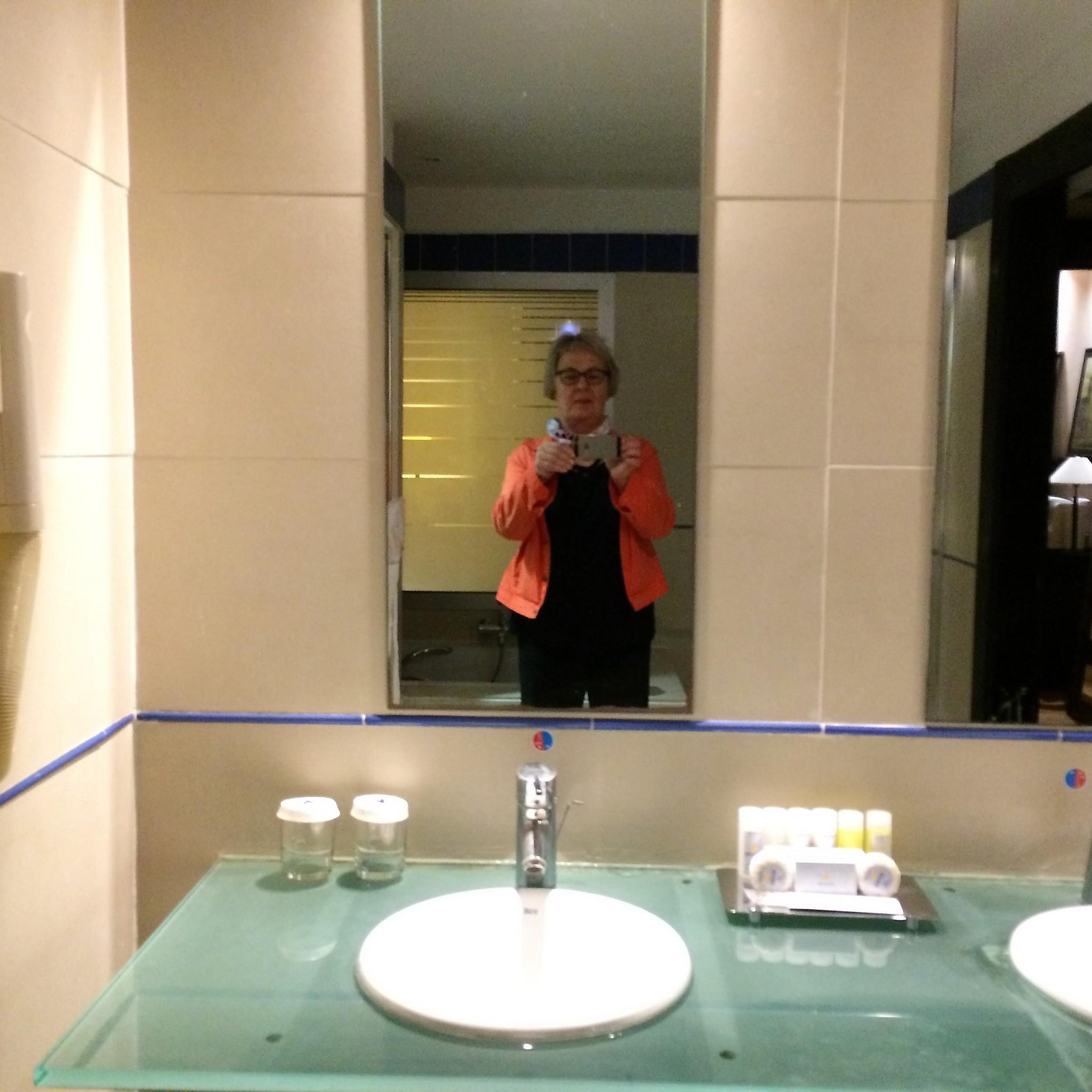Havanna kylpyhuoneessa