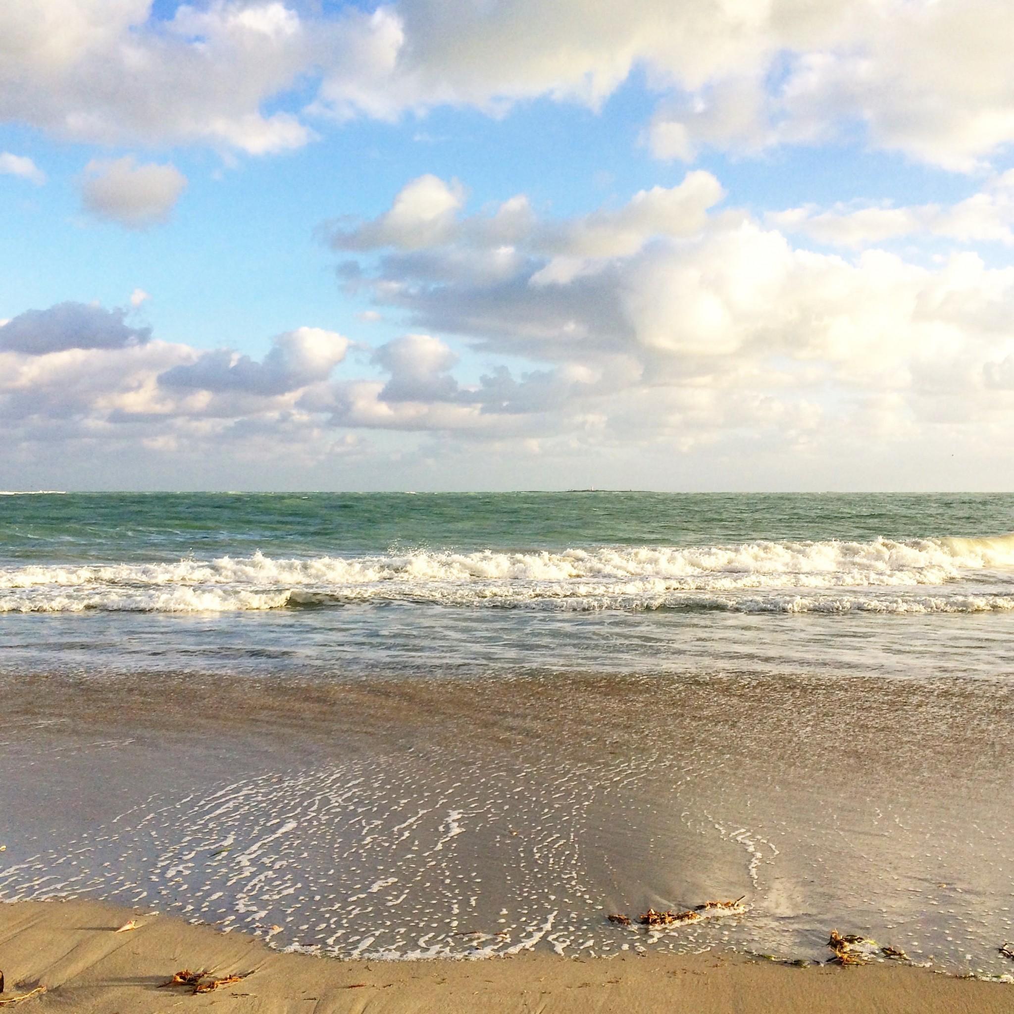 Varaderon turkoosi meri