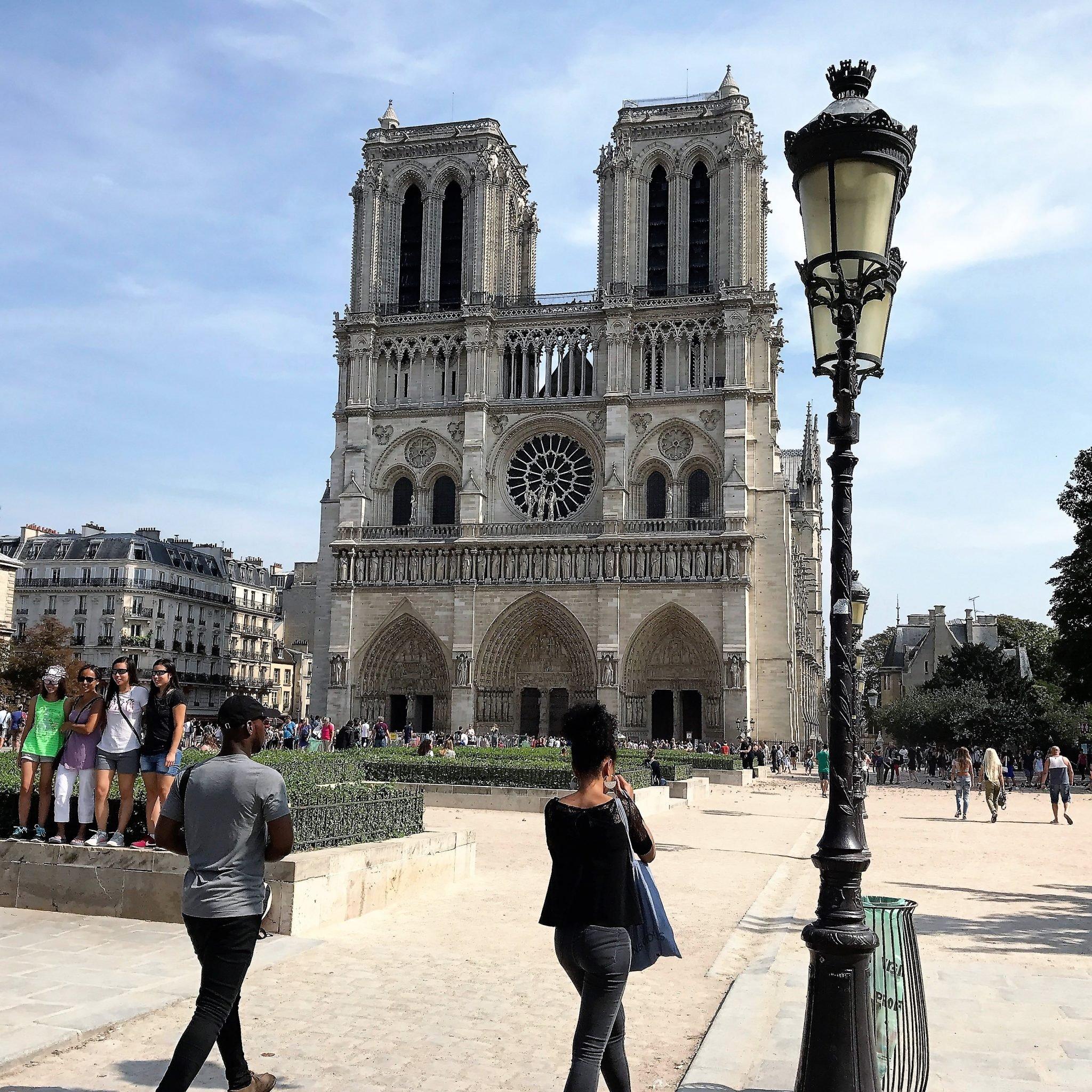 Pariisin Notre Dame