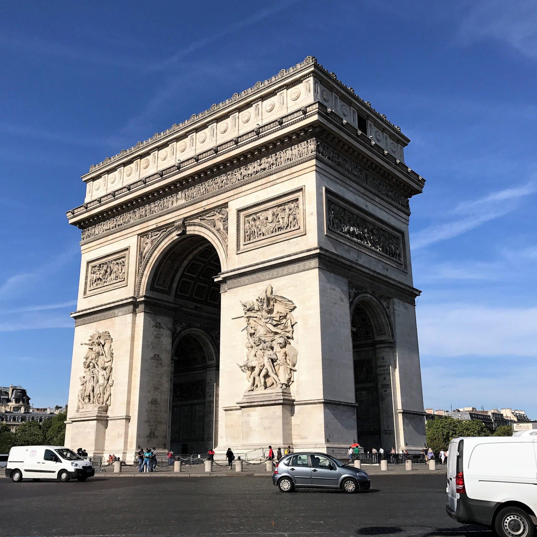 Pariisin Riemukaari