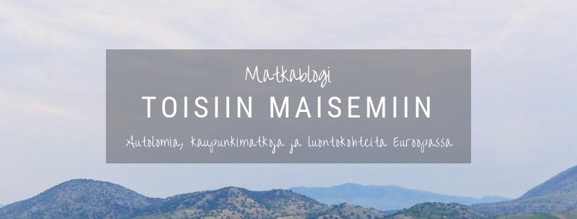 TOISIIN MAISEMIIN