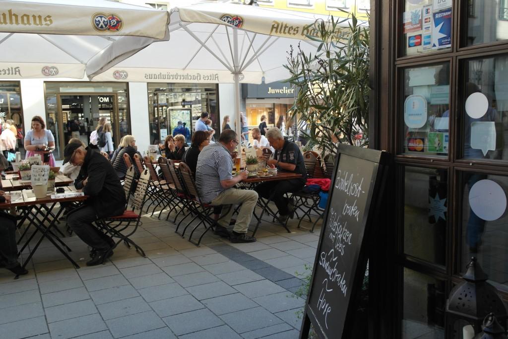 Joka München münchenin olutravintolat 3 vinkkiä janoiselle turistille