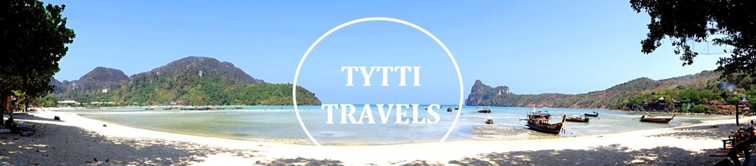 Tytti travels