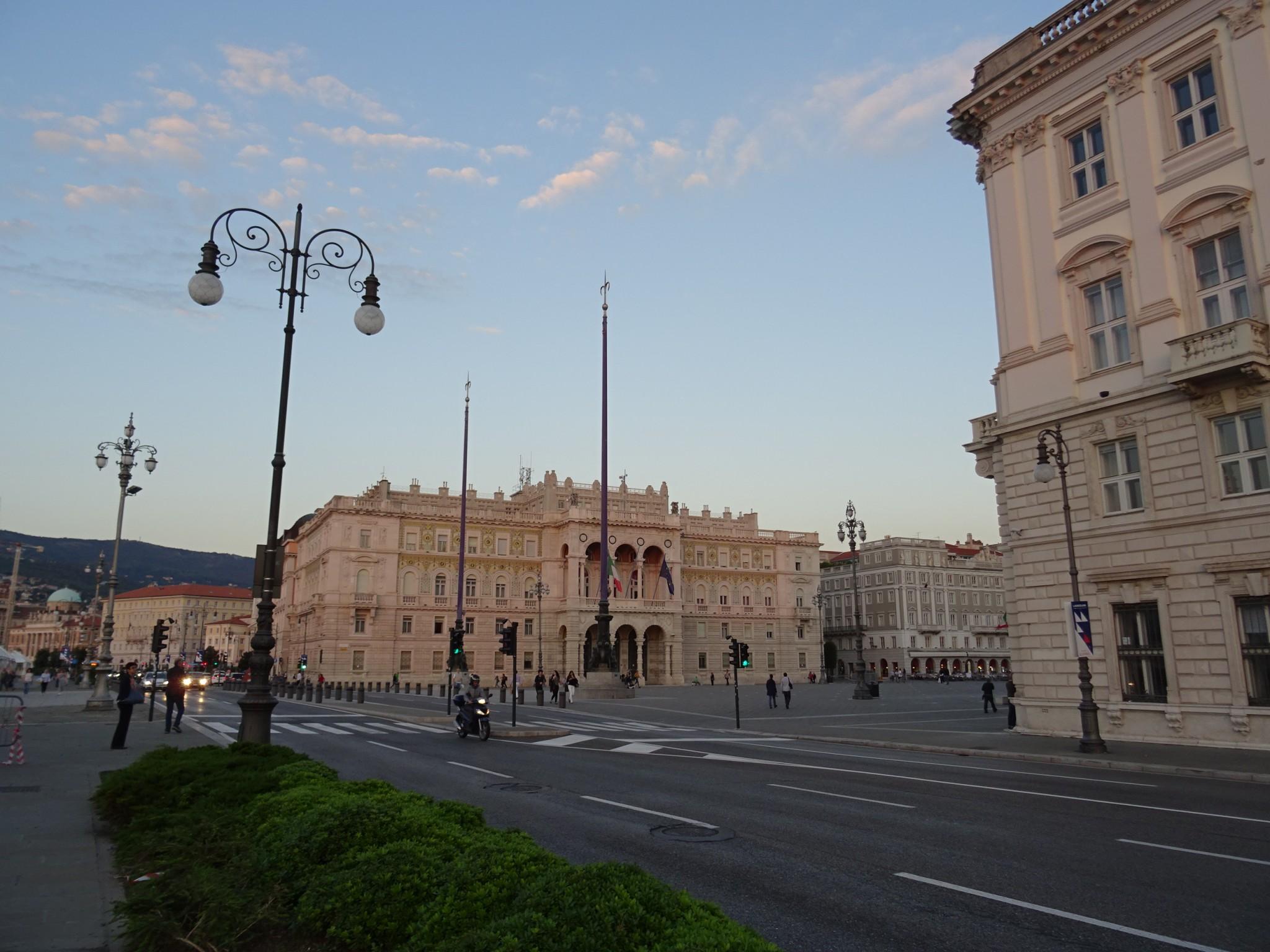 Triesten hallitustalo
