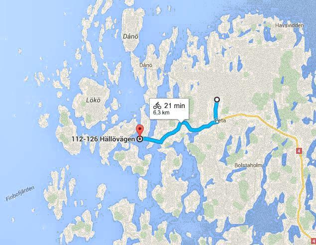 Soltuna AB - Hällö