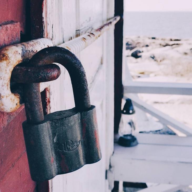 If it doesnt open it is not your door tbthellip