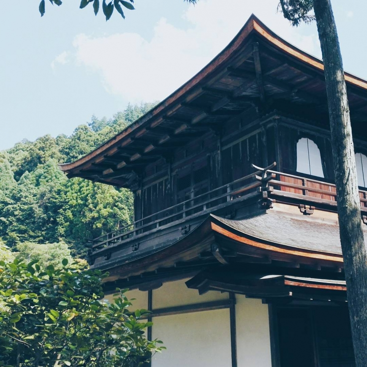 Ginkakuji Zen Temple The Silver Pavillion in Kyoto Never gothellip