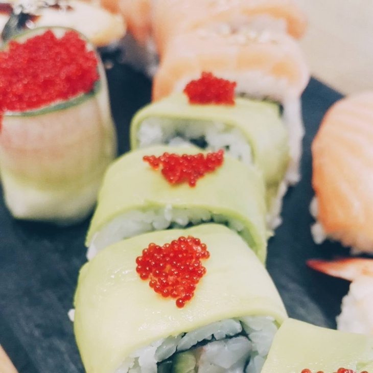 Nothing prepares one for a great theatre evening like sushihellip