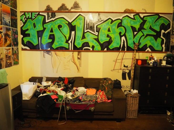 Graffitei