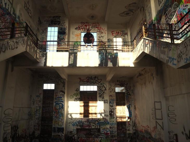 Hylätty rakennus1