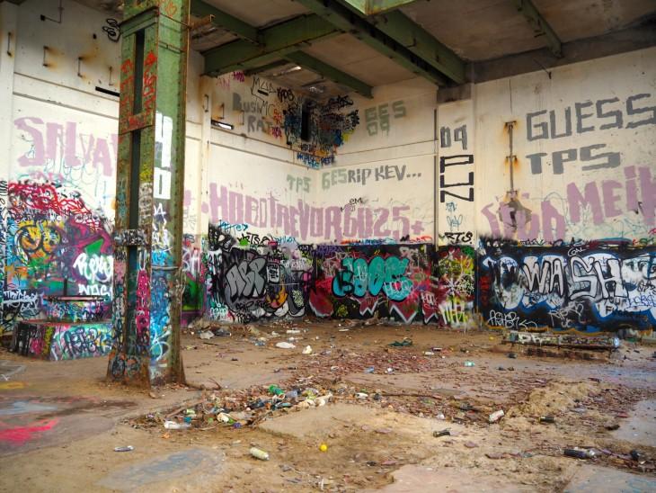 Hylätty rakennus11
