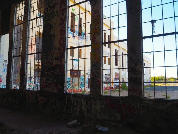 Hylätty rakennus13