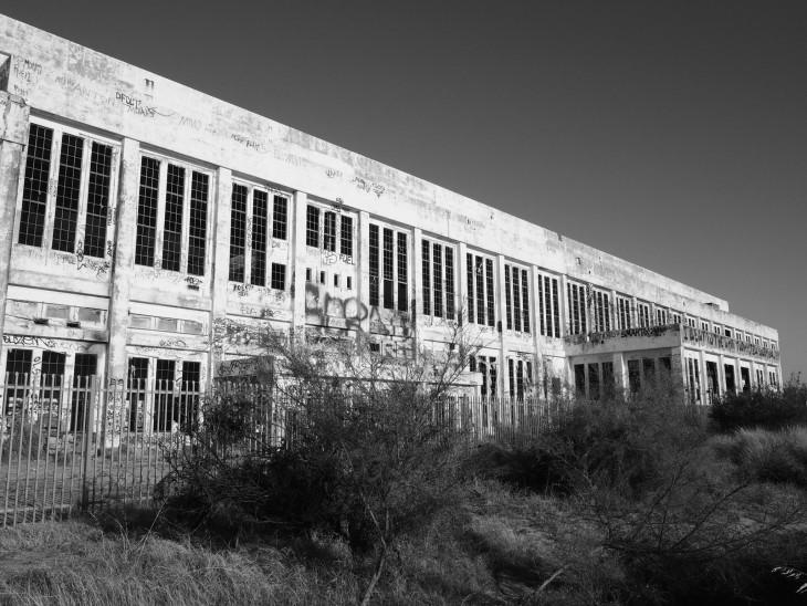 Hylätty rakennus18