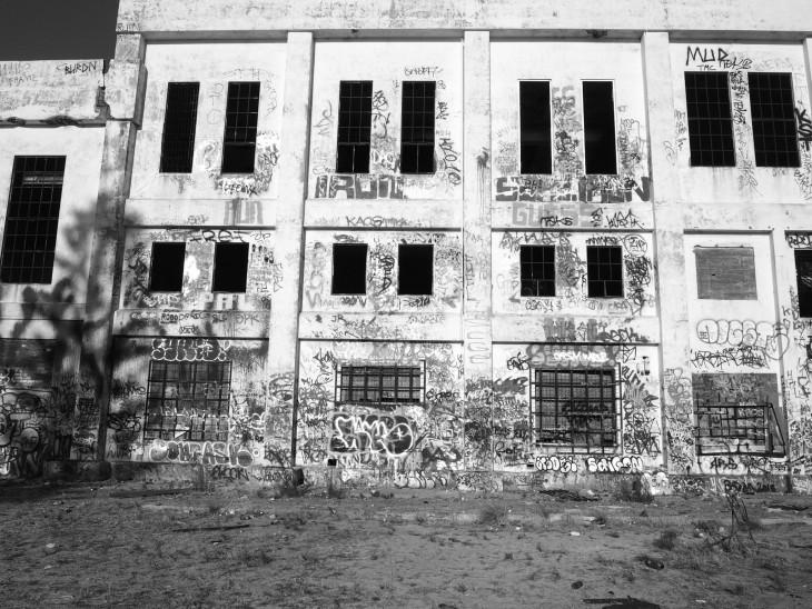 Hylätty rakennus6