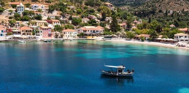 Mikä Kreikan saari sopii sinulle?