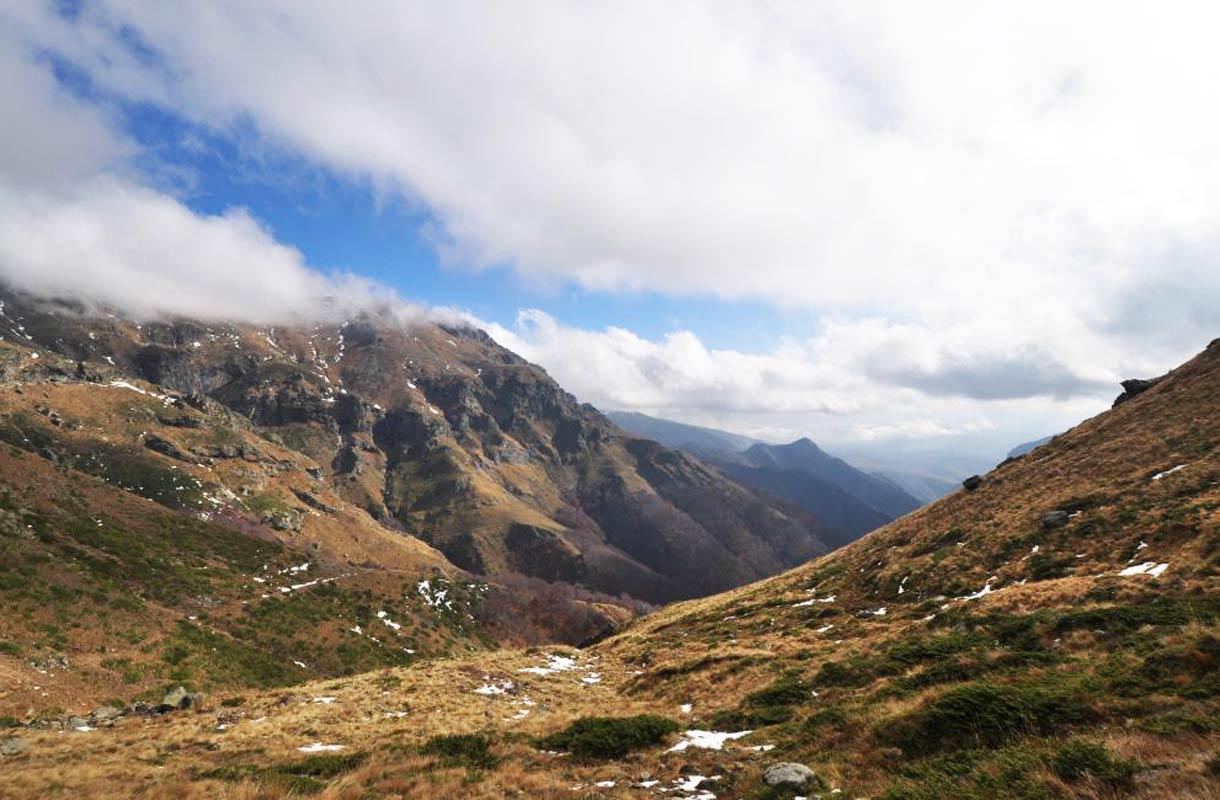Bulgarian vuoristossa on mahdollista patikoida.