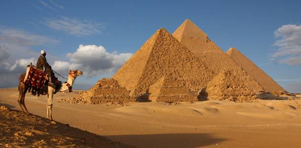 Egyptin pyramidit