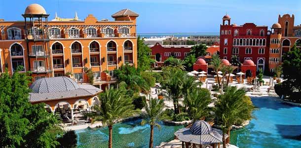 Hotelli Egyptissä