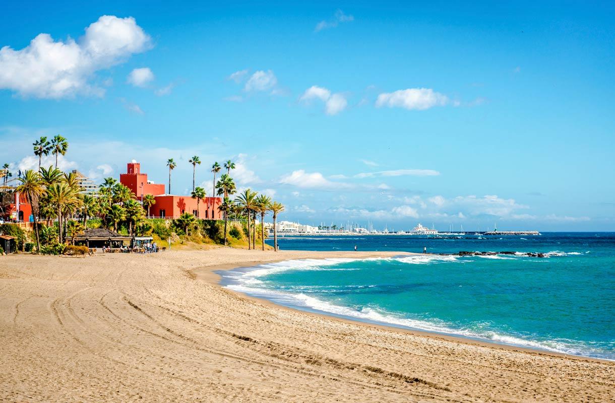 Espanja lennot hotellit n ht vyydet rantapallon kohdeopas - Fotos de benalmadena costa ...