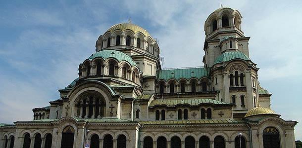 Sofia on Bulgarian pääkaupunki